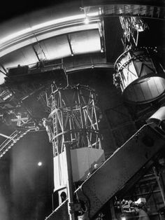 space | machine | Telescope at Mount Wilson Observatory
