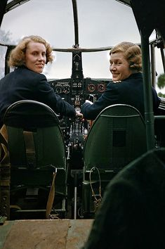 During wartime women of the ATA provided an invaluable service to the RAF.