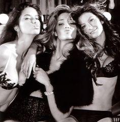 Thursday Inspo // 8 - Bella to Bella: Adriana Lima, Ana Beatriz Barros, Gisele Bundchen