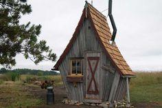 originelles Minihaus