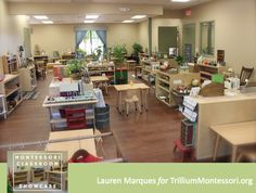 Classroom Showcase: Lauren Marques Part 2 - trilliummontessori.org — trilliummontessori.org