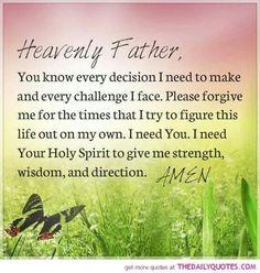 Very nice prayer