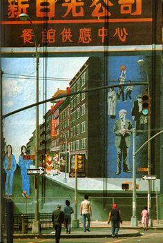 photo Nicolai Canetti:  New York City Street Scenes 1970's