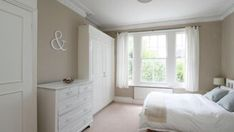 Bedroom Dulux Chalky Downs