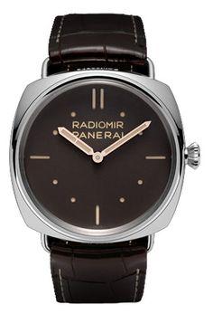 Часы наручные Officine Panerai Radiomir 3 Days Limited Edition 199 PAM 00373