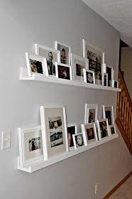 Always Chasing Life: Gallery Shelves... Again!