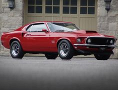 ❤1969 Ford Mustang Boss 429 Fire❤ _______________________________________ #mustangfanclub #fordmustang #mustanglife #mustanglovers…