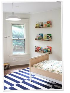 ikea spice racks for books. Deuce Cities Henhouse | A Design, DIY & Lifestyle Blog from the heart of the Twin Cities