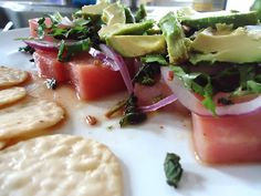 How to: Tuna Ceviche!