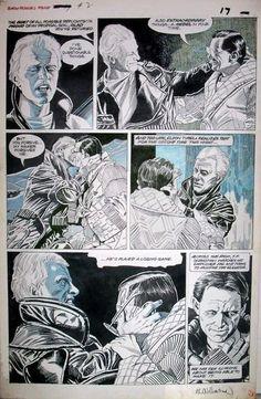 Blade Runner 02 Pg. 17 Al Williamson Comic Art