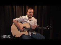 """Andy McKee """"Drifting"""" interview and song.  watch at ~6 minutes. Love."""