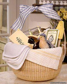 Baby Food Gift Basket