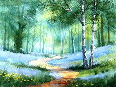 Terry Harrison | Watercolour Journey by Ian McKendrick