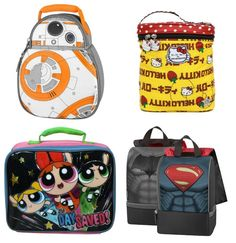 5 cool character lunch boxes   Cool Mom Picks back to school guide