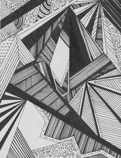 Abstract Lines by Phrose.deviantart.com on @DeviantArt