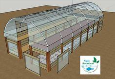 Community Aquaponics System