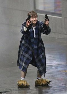 """""""I'm telling you Ron, these are better than magic wands!"""""""