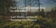Make sure you in line with God PURPOSE for your life #PursuingYourPurpose
