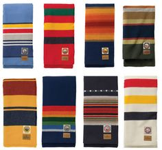 Pendleton - National Parks Blankets.