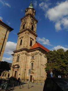 A Church in Erlangen