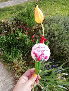 Így is átadhazsz egy szál virágot anyunak Christmas Bulbs, Felt, Holiday Decor, Design, Home Decor, Felting, Decoration Home, Christmas Light Bulbs, Room Decor