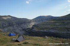 Consejos viajeros. Material para ir de acampada o camping