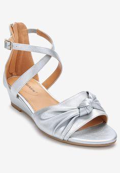 b57b01b4bf9 The Austen Sandal by Comfortview®