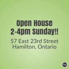 Open house day!! Today between 2-4pm!! Asking $319,900 #hamont #rlpstate #openhouse #homesforsale