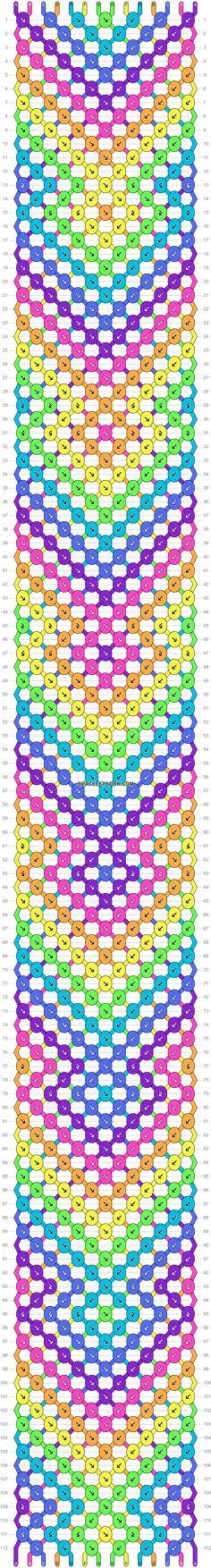 Normal pattern #34157 | BraceletBook