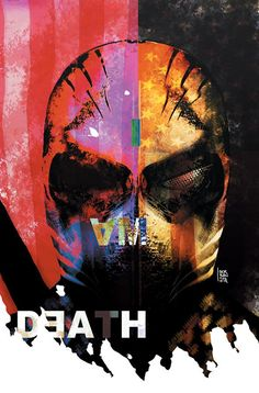 Deathstroke #1 variant cover by Andrea Sorrentino