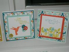 2013 SAB Bloomin' Marvelous stamp set, Sycamore Street DSP