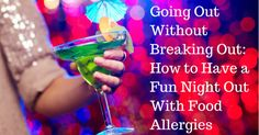 Please note: These tips are for adults managing food allergies who are 21 and older, although some may be helpful for young adults and teenswho are navigating social situations. For a teen-friendl...