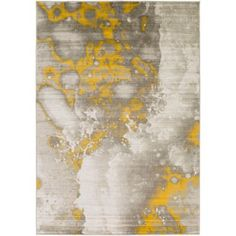 Surya Jax x Modern Area Rug Mustard at Lowe's. Embody marvelous, modern design in your space while maintaining an affordable price point with each and every dazzling rug found within the Jax collection Contemporary Area Rugs, Modern Area Rugs, Industrial Area Rugs, Gold Rug, Yellow Area Rugs, Home Decor Trends, Power Loom, Accent Furniture, Rugs Online