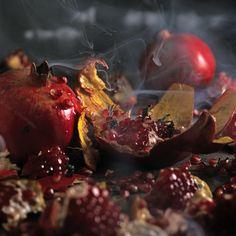 Pomegranate battlefield.