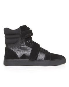 Android Homme - Propulsion Hi Prism Embossed Leather Detail