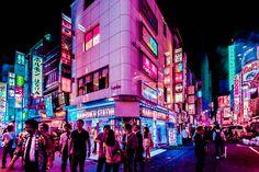 Tokyo's glow | XAVIER PORTELA - PHOTOGRAPHER & FILMMAKER - BRUSSELS