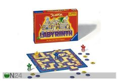 57419146912 Lauamäng Juunior labürint Ravensburger Puzzle, Board Games, Walmart, Kids  Rugs, Shopping,