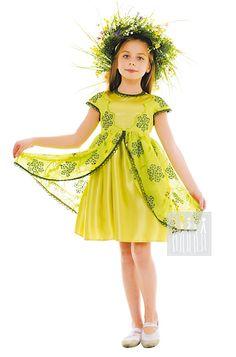 Карнавальный костюм Весна - Лето (модель 1) Весна - Лето (модель 1)
