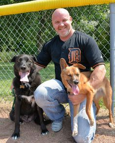 Gordon Shell!! Thank you for EVERYTHING you do for the dogs Gordon, you my friend are amazing!!!