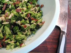 Paleo Broccoli Salad... another Broccoli Salad that looks amazing!