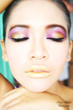 The Best High Fashion Makeup «