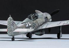 戦闘機 メッサーシュミットBf109 製作・特撮 イエローキャノピー