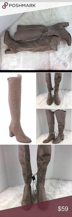 607f9459053 Liz Claiborne Leyla Boots Women s Over the Knee Boot. Great over the knee  boot with