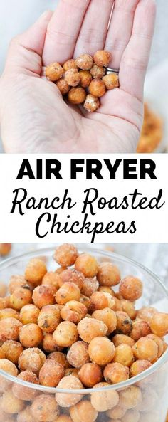 Air Fryer Recipes Wings, Air Fryer Recipes Appetizers, Air Fryer Recipes Snacks, Air Fryer Recipes Low Carb, Air Fryer Recipes Breakfast, Air Frier Recipes, Air Fryer Dinner Recipes, Recipes Dinner, Chickpea Recipes