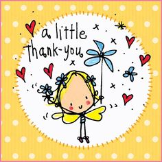 A Little Thankyou!