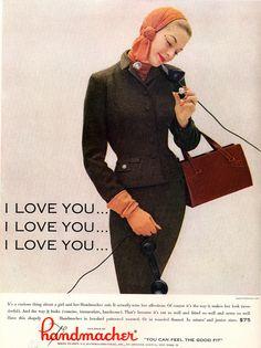 1953 Jean Patchett Vogue