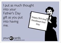 The Traveling Housewife: Happy Father's Day weekend to all you NON-DEADBEAT DAD's!