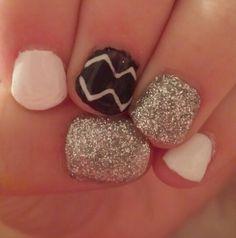 My shellac nails :)