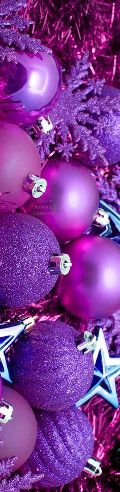 A Purple Christmas