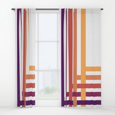 Buy #003 OWLY grid Window Curtains by owlychic. Worldwide shipping available at Society6.com. Just one of millions of high quality products available. #curtains #textiles #livingrooms #products #today #owlychic #curtain #hanger #window #window #covers #livingrooms #decors #building #product